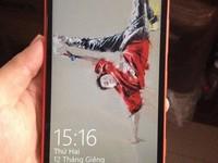 Nokia lumia 1320 màu cam mới 98