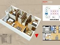 Chính chủ cần bán gấp căn 05 tòa B chung cư Helios 75 Tam Trinh