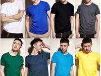 Mua áo phông trơn bán sẵn giá rẻ ở đâu Hà Nội