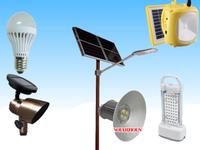 Nhà phân phối đèn năng lượng mặt trời trên toàn quốc