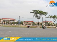 Bán gấp lô đất đường Nguyễn Sinh Sắc