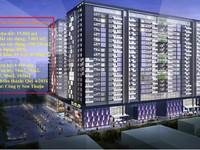 Bán kiot mặt tiền Âu Cơ - Tân Phú, trung tâm đối diện Bàu Cát, giá bán siêu tốt 222tr/kiot...
