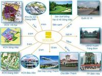 Đất nền dự án Trảng Bom - Đồng Nai. Có sổ đỏ riêng. 4tr/ m2