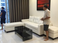 Apartments in Vinhomes Central Park for rent