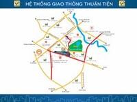 Bán Biệt thự BT9 Phú Lương, Hà Đông 240m2 view vườn hoa giá 25.5 tr/m2