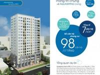 Bán chung cư Aqua Spring- 282 Nguyễn Huy Tưởng, Thanh Xuân 70m2 sắp nhận nhà, giá 27tr/m2