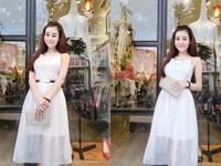 Đầm Cát Hàn giá gốc 80k