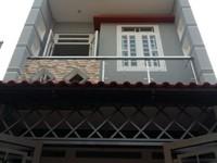 Bán nhà 1 sẹc đường Lê Văn Qưới, DT: 4x14m, 1tấm