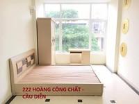 Cho thuê phòng khép kín mới xây, khoá vân tay, camera 24/24