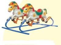 Bập bênh ngựa khớp đôi