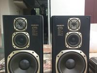 Loa onkyo d77x made in japan bass 310mm