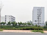 Bán Liền kề 2 mặt đường, đường Tứ Hiệp và đường KĐT, đối diện Công an huyện Thanh mới