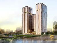 Bán căn hộ The Golden Star có hồ bơi sky view tại tầng 21 đẹp nhất Quận 7.