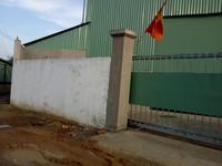 Về quê bán gấp Nhà xưởng mới xây An Phú Thuận an BD giá rẻ