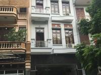 Bán nhà 04 tầng x 50m2 mặt phố Trần Điền   chung cư Hancom Tây Hồ