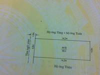 Bán đất Hoàng Mai   An Dương. 4tr/1m2