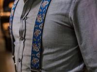 Dây đai suspenders phụ kiện tuyệt đẹp cho các quý ông