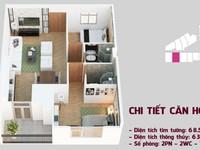 Bán căn hộ số 06 dự án Tháp Doanh Nhân   Hà Đông