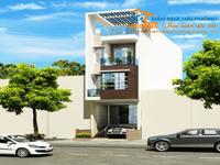 Bán nhà mặt phố Phan Bội  Châu, Hải Phòng, vị trí đẹp, kinh doanh tốt