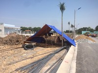 Đất nền thị trấn, sổ hồng trao tay, hạ tầng hoàn thiện LH ngay 0906824695