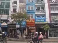 Bán gấp nhà 3 tầng mặt phố Giải phóng,gần Linh Đàm,Hoàng Mai DT 195m2 giá 22 tỷ