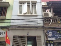 Chính chủ bán nhà mặt phố Lương Khánh Thiện, Tương Mai, Hoàng Mai, DT 58m2, MT 3.1mChính chủ cần bán...
