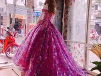 Sang tiệm áo cưới đã kinh doanh gần 10 năm