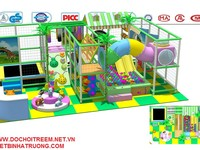Khu vui chơi liên hoàn cho trẻ em