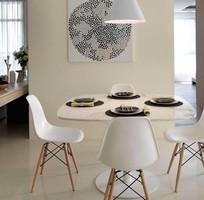 6 Ghế Eames nhập khẩu cho phòng ăn, cafe, nhà hàng