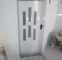 4 CỬA Nhựa  Toilet - CỬA NHỰA Xếp - Vách Ngăn HCM