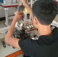 16 Dạy sửa máy may công nghiệp, dạy may công nghiệp