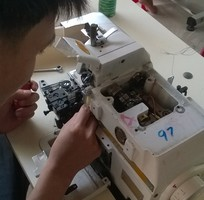 17 Dạy sửa máy may công nghiệp, dạy may công nghiệp