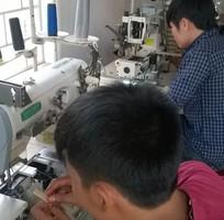 19 Dạy sửa máy may công nghiệp, dạy may công nghiệp