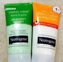 2 Sữa rửa mặt Trị mụn Neutrogena Siêu tốc All-in-1 Acne Control Daily Scrub