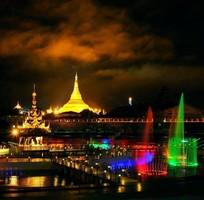 4 Landtour Myanmar giá rẻ.