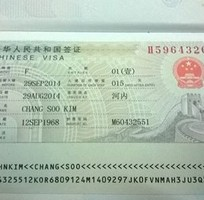 Visa Trung Quốc giá hợp lý - Visa Toàn Cầu 0904.330.600
