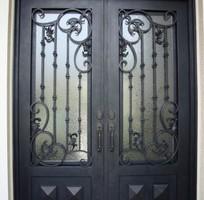 12 Cửa sổ sắt, cửa sổ đẹp, cửa đi sắt