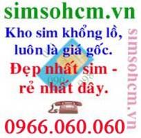 Tongkhosimdep.vn bán sim số đẹp đa chùng loại, đồng giá 600 ngàn/số