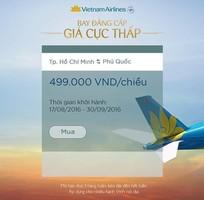 Khuyến mại chào thu vàng 2018vietnamairlines  giá rẻ bất ngờ