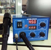Máy khò nhiệt và hàn thiếc 850D cho thợ sửa chữa điện tử