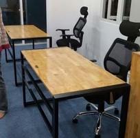 1 Bàn làm việc, Khung bàn sắt, khung bàn làm việc, khung bàn
