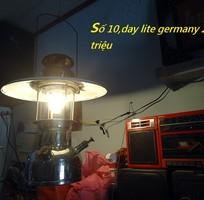 10 Đèn măng xông xưa AI DA của Đức,đèn treo,đèn dầu.,đồng hồ dây cót