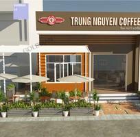 3 Thiết kế quán cafe, ngoại thất