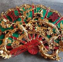 10 Hoành Phi-Câu Đối-Cuốn Thư-Cửa Võng-Xưởng Sản Xuất Đồ Thờ Tượng Phật Sơn Đồng