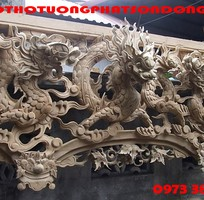 16 Hoành Phi-Câu Đối-Cuốn Thư-Cửa Võng-Xưởng Sản Xuất Đồ Thờ Tượng Phật Sơn Đồng