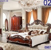 6 Giường ngủ tân cổ điển giá rẻ