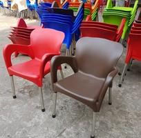 Ghế nhựa cafe cần thanh lý gấp giá 180.000 cái