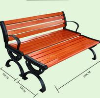 5 Ghế băng công viên, sân trường, khu vui chơi, nơi công cộng, sân vườn hàng nhập khẩu