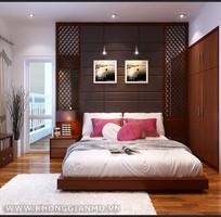 3 Thiết kế nội thất chung cư - Nội thất Không Gian Mở
