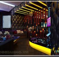2 Thiết kế và thi công trọn gói phòng Karaoke giá rẻ - Nội thất Không Gian Mở
